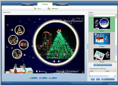 3D Flash Slideshow Maker 5.00 screenshot